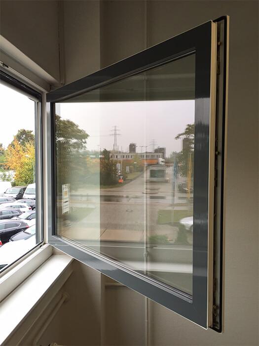 Folierung Kunststofffenster 3